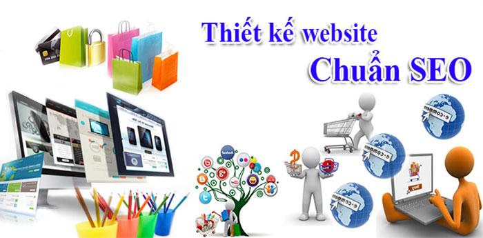 Thiết kế web chuẩn seo giá rẻ