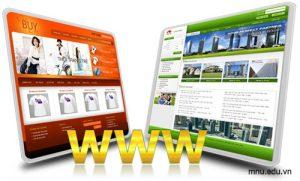 thiết kế web tại sóc sơn hiệu quả